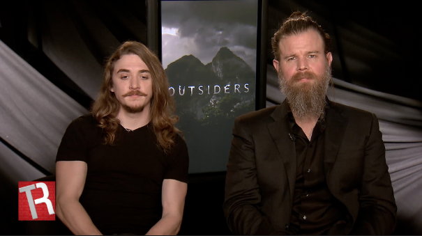 VIDEO: A Look Inside Season 2 of 'Outsiders'