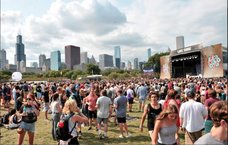 Did The Vegas Shooter Plot To Shoot-Up Lollapalooza?