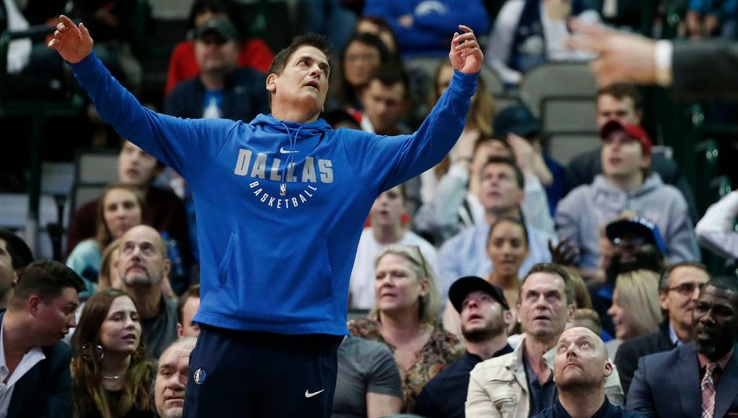 A $600K Fine Is The Least of Mark Cuban's Problems