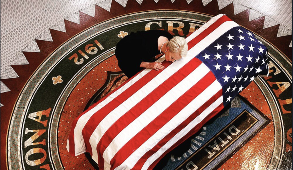 Rest Well Senator McCain