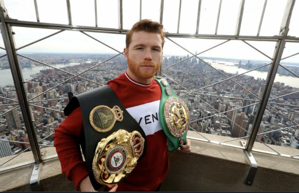 Canelo Just Signed The Richest Deal in Sports HISTORY