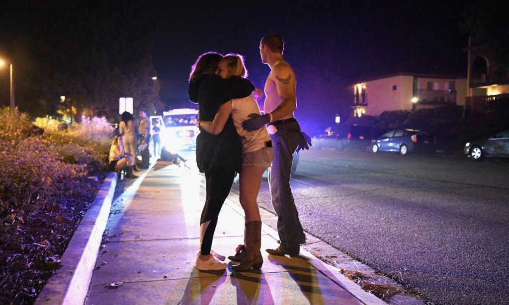 Another Coward Terrorist Kills 12 In California