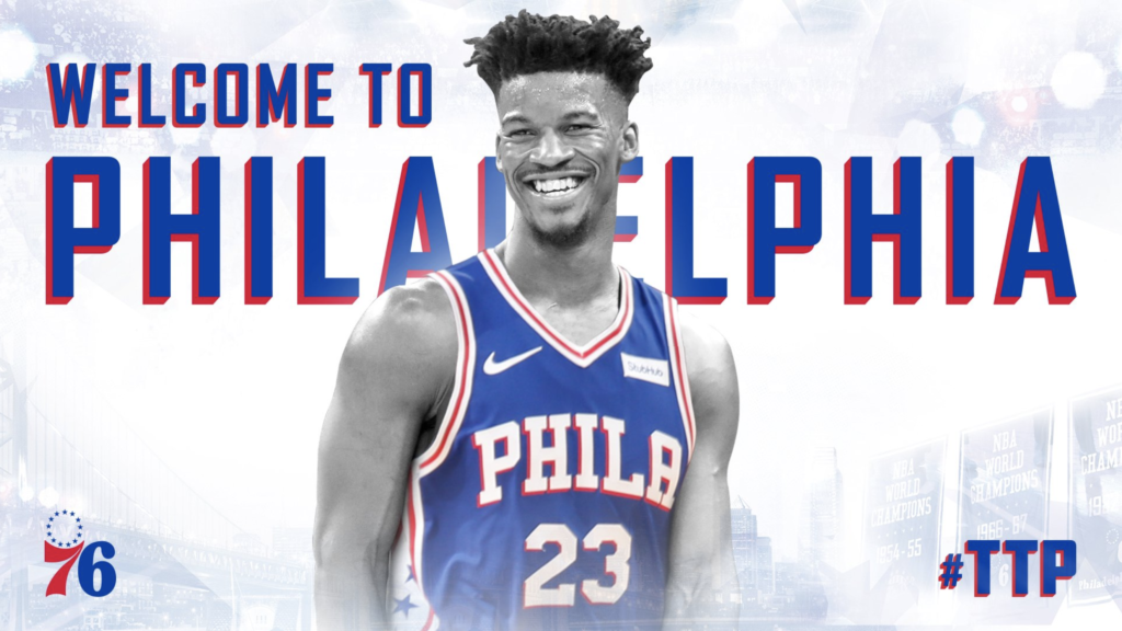 Jimmy Butler X The Process