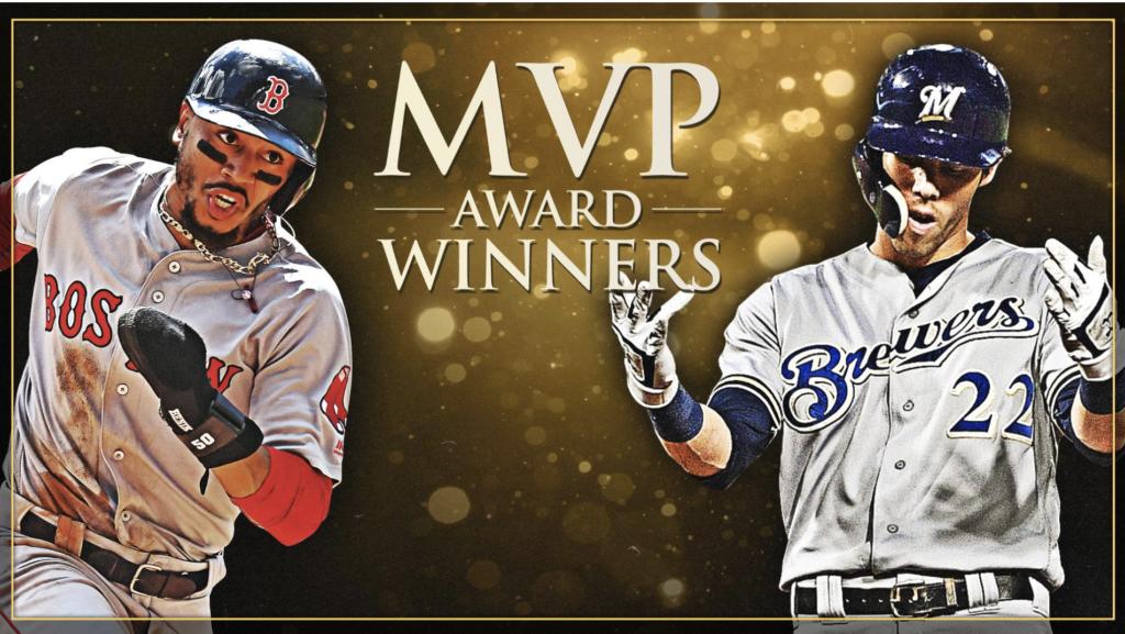 Salute to The MVP's
