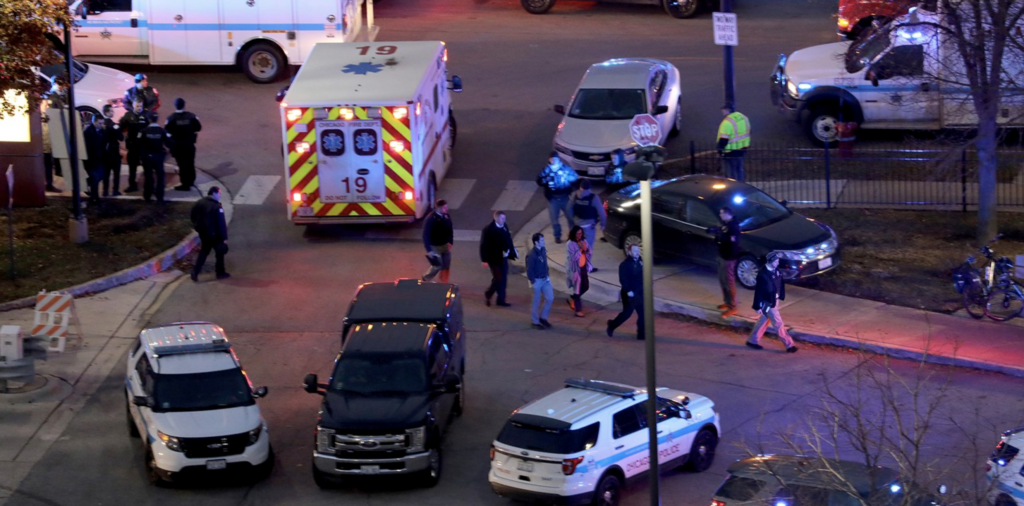 ANOTHER Coward With A Gun Kills 3 At Chicago Hospital