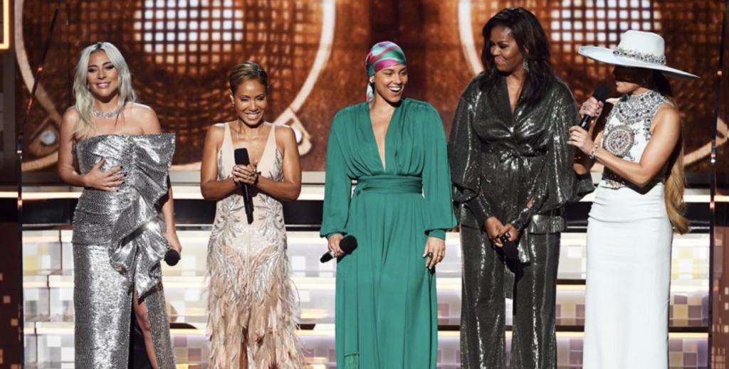 History Making Grammy Night