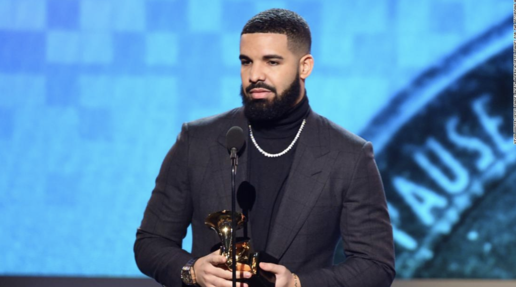 Drake Roasts The Grammys While Accepting A Grammy