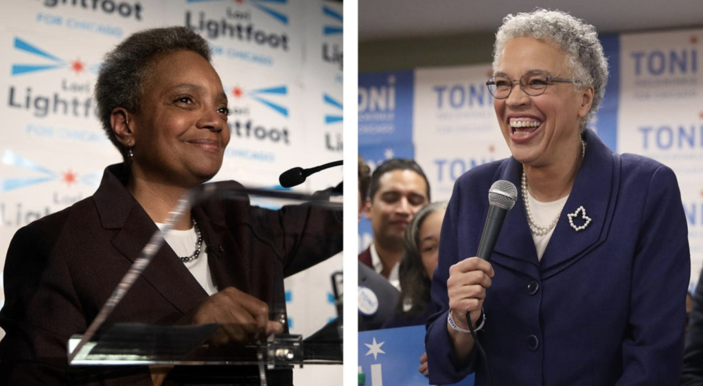 Chicago Will Have A Black Female Mayor!