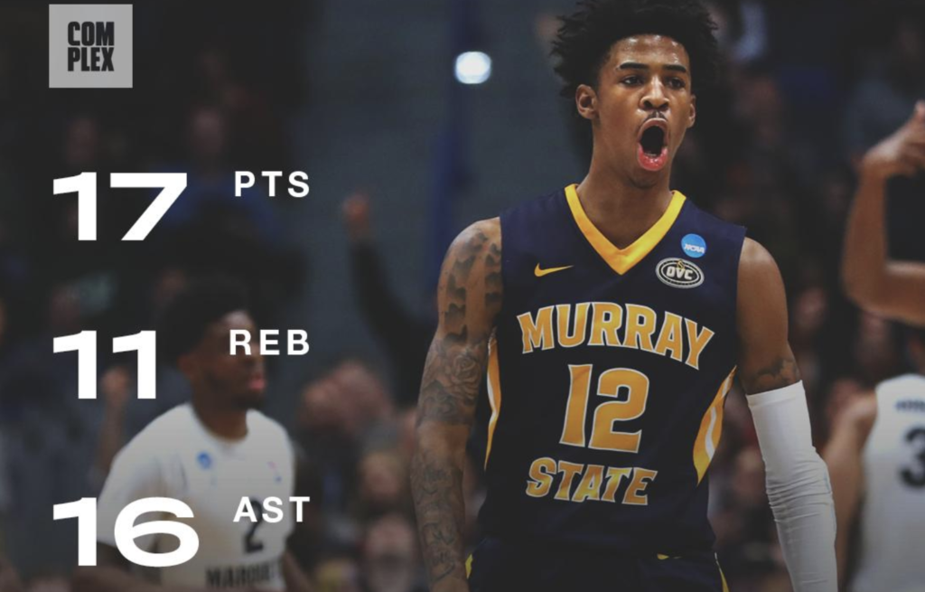 You Better Find Out Who Ja Morant is!