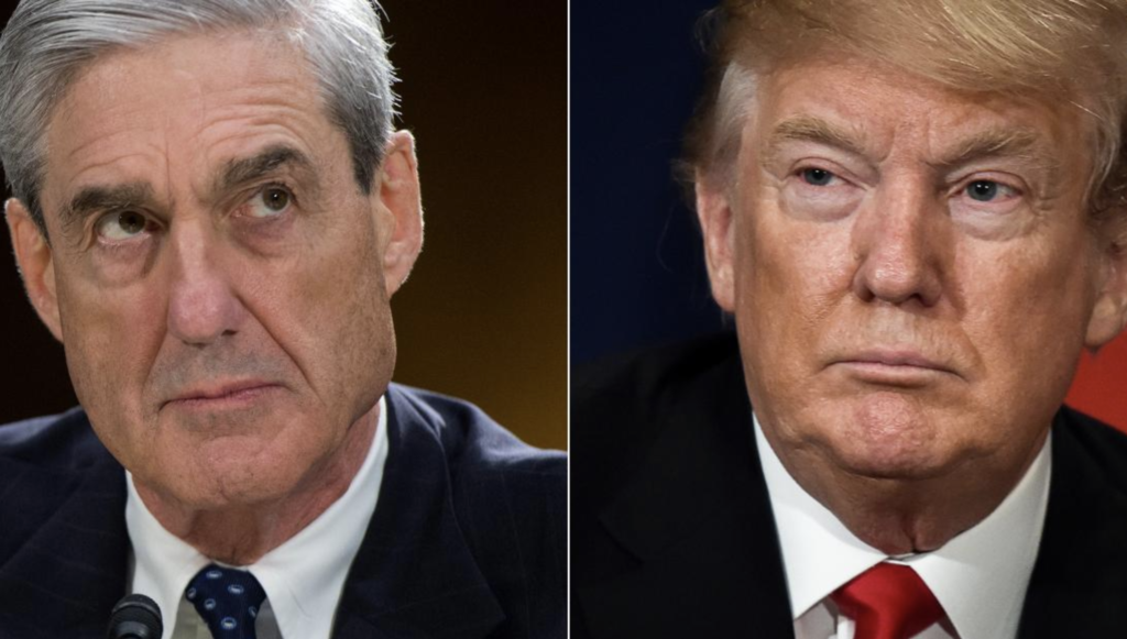 The Mueller Report is In. Who's Going to Jail Next?