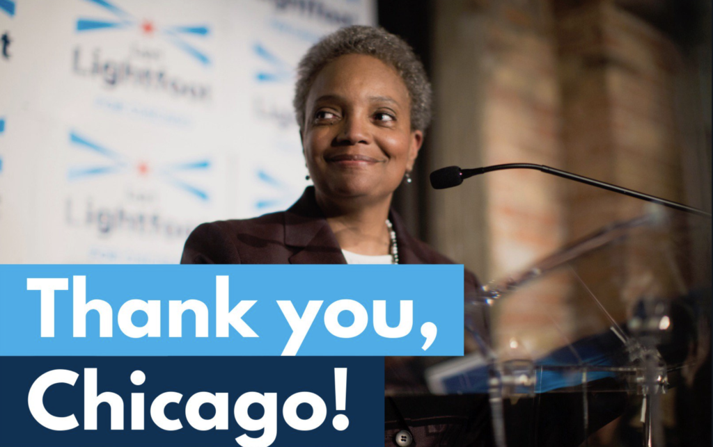 Chicago Makes History *The Good Kind This Time!