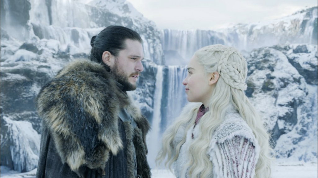 The Whole World Watched 'Game of Thrones' Sunday