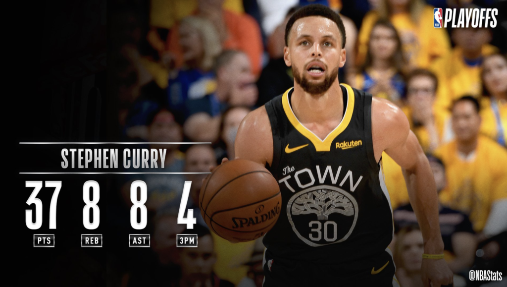 Down 15, Warriors Come Out To Play