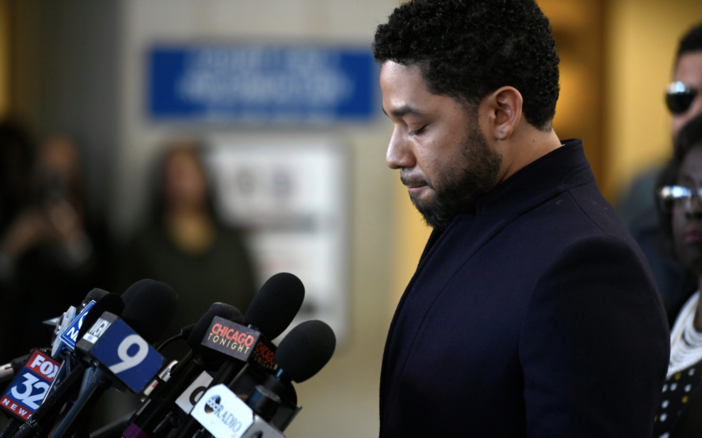 Oh Jussie....Chicago's Not Through With You Yet