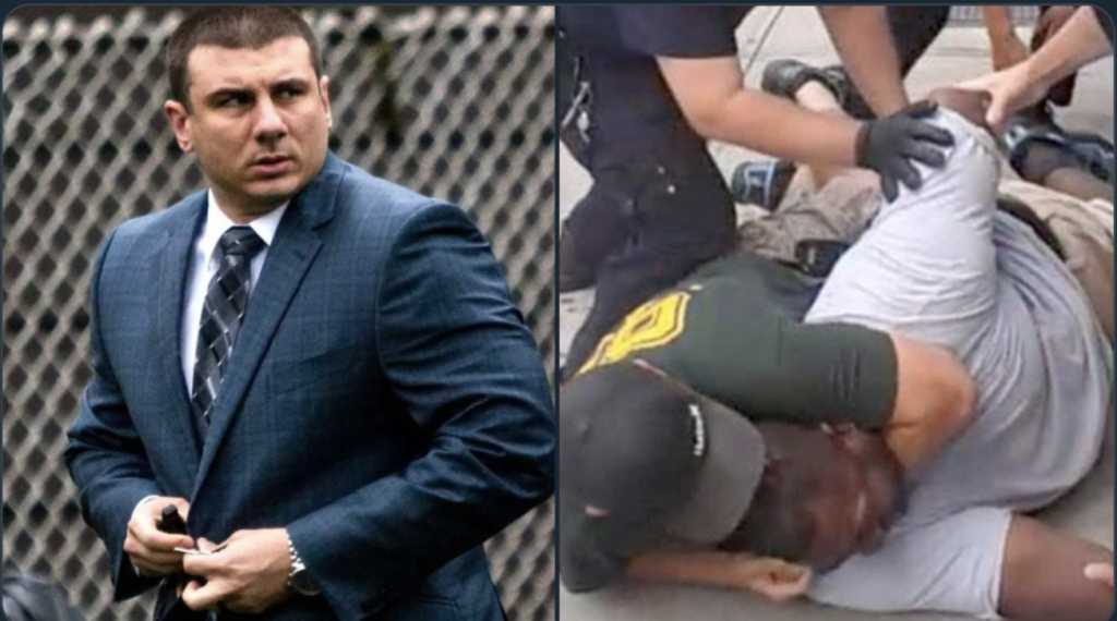 NYC Cop Fired Over Eric Garner and Cops Are Mad