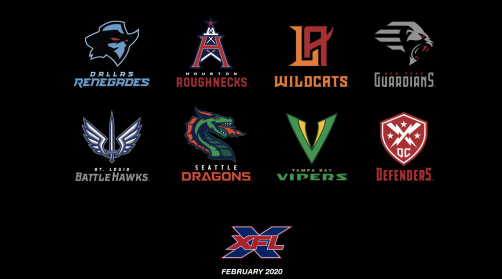 XFL is Back! Your City Got A Team or Nah?
