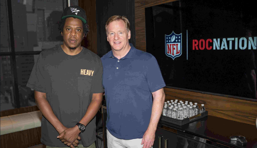 Jay Z and The NFL's Actions Are Speaking