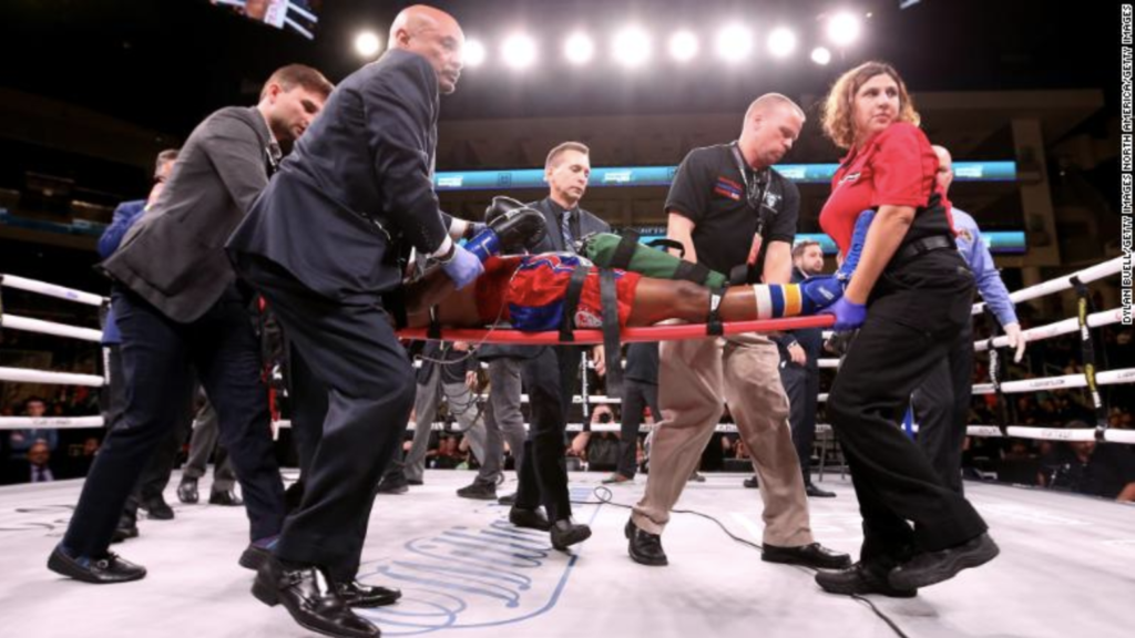 Boxer Dies After Being Knocked Out
