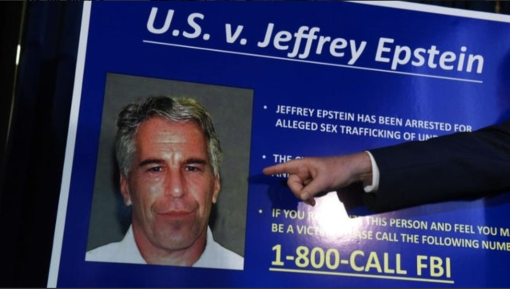 Prison Guards Arrested In Epstein Death