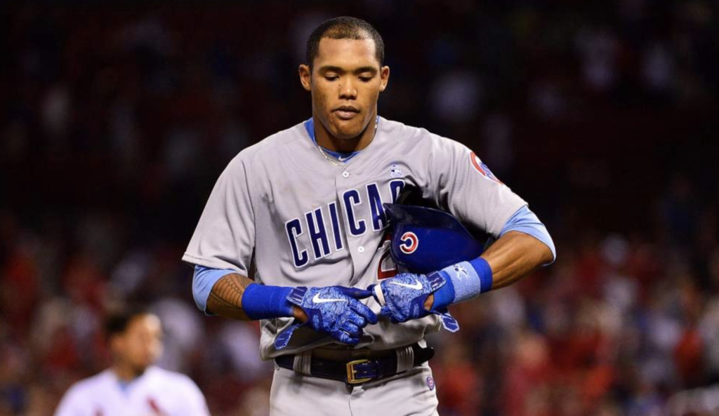 The Cubs and Addison Russell Are Breaking Up