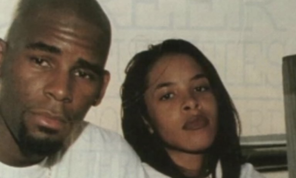 New Charge For R.Kelly involving Aaliyah