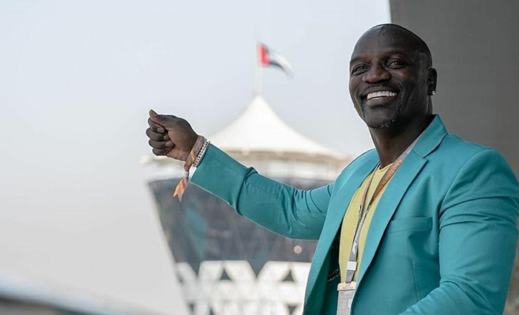 Akon Is Building The Real Life Wakanda