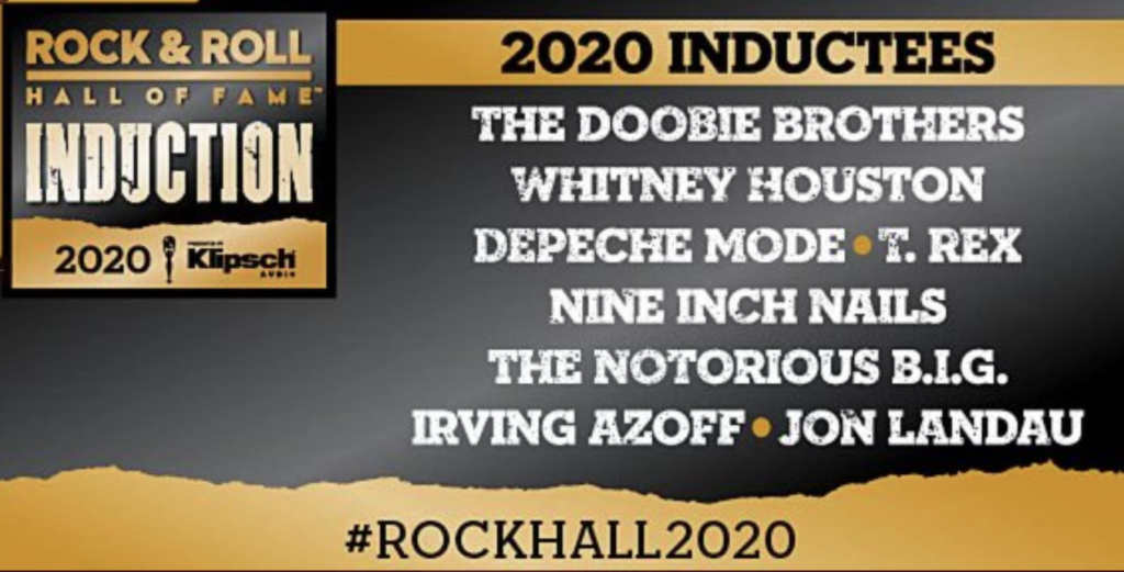 Welcome To the Rock Hall of Fame