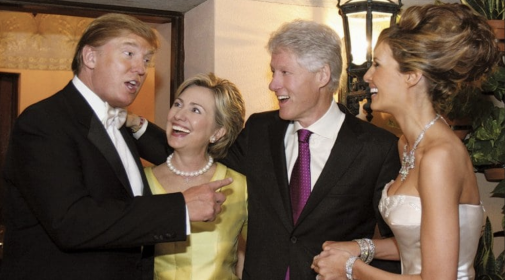 Which of Epstein's Friends is Going Down First?