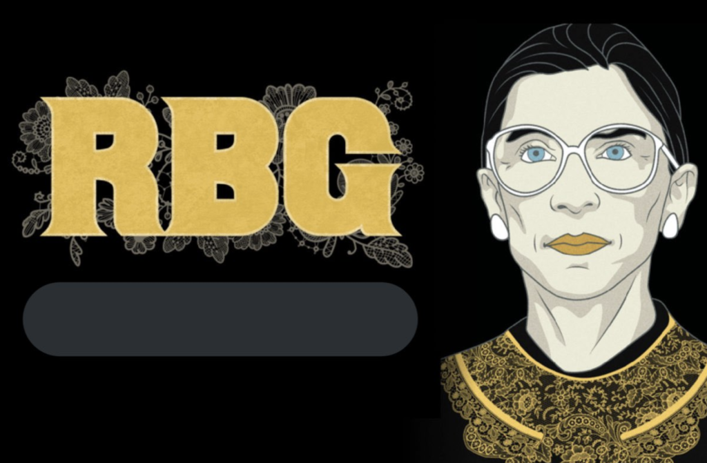 Rest In Peace RBG