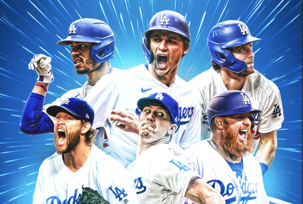 The Dodgers Are Back Again